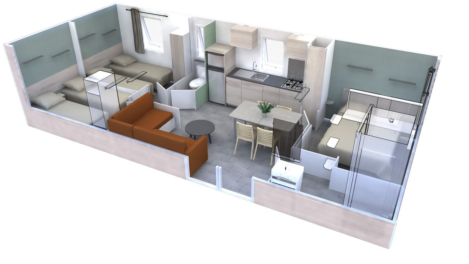residences-trigano-mobil-home-3chambres-evolution35-plan-3D
