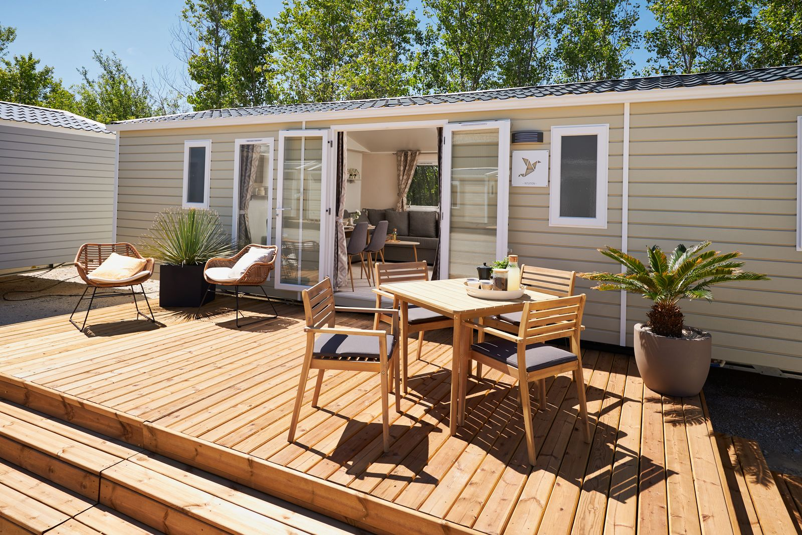 residences trigano-gamme residentielle - pro 2 -mobil home